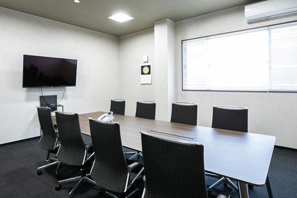 社屋/会議室